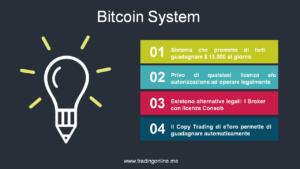 Bitcoin System [Funziona oppure è solo una truffa?]