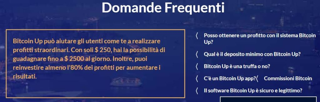 Come funziona Bitcoin Up