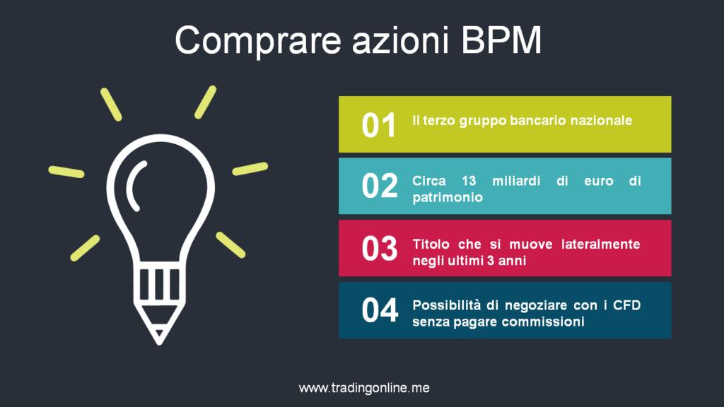 Comprare azioni-Banco BPM