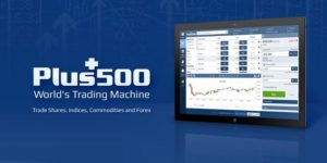 Plus500 broker Dash