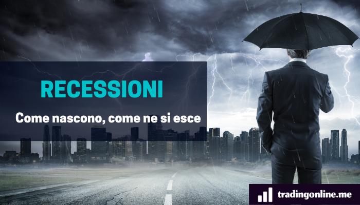 guida alle recessioni