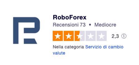 RoboForex opinioni recensioni broker