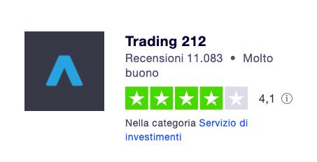 trading212 recensioni