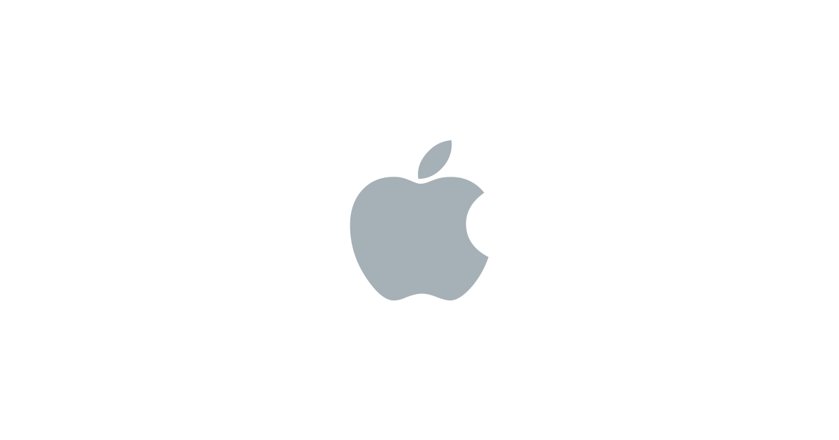logo Apple Inc.