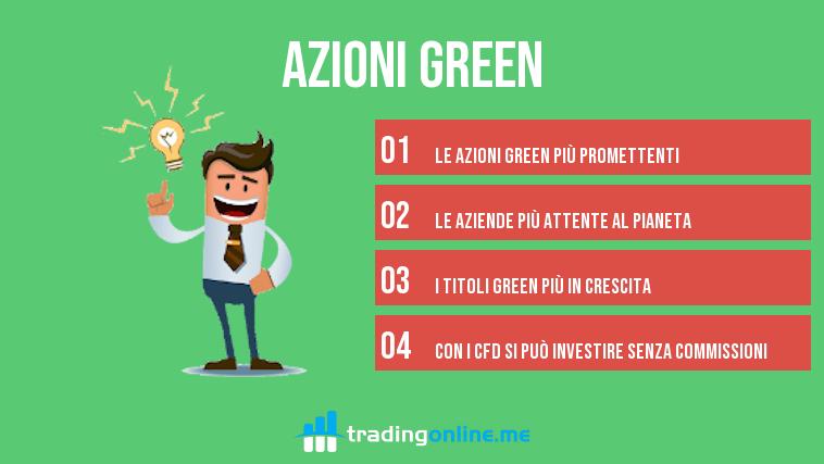 azioni green
