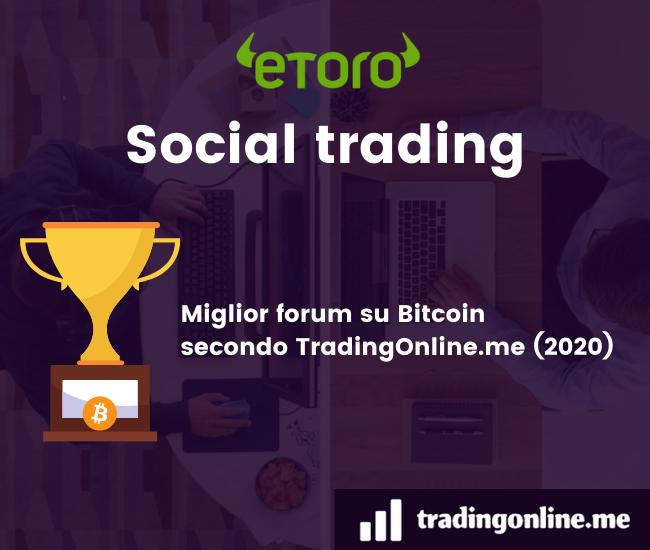 miglior forum di trading bitcoin