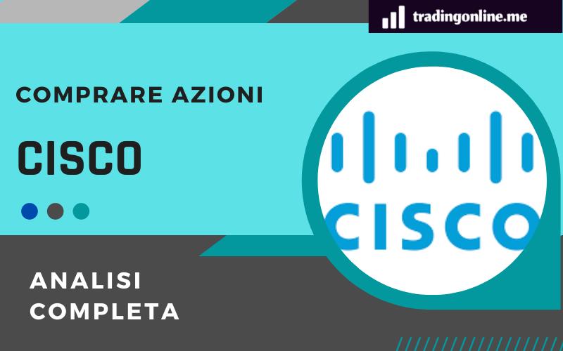 Analisi della quotazione delle azioni Cisco