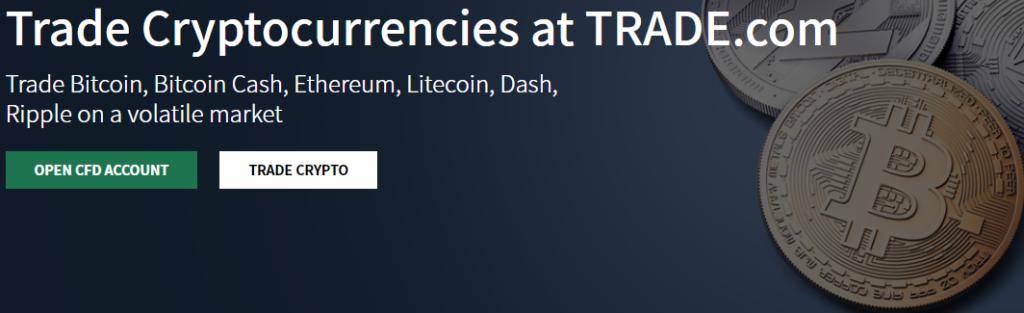 negoziare criptovalute con trade.com