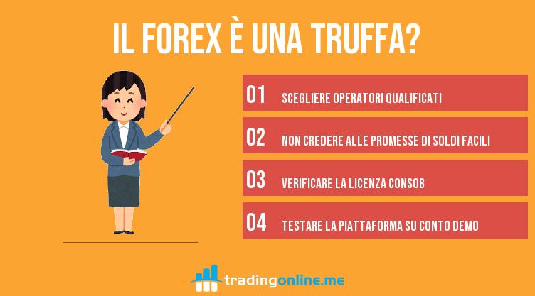 forex truffa