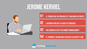 Jerome Kerviel : Strategia, libro e film sul trader della Societè Generale