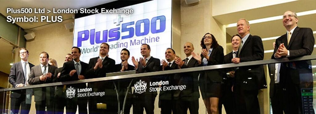 plus500 london stock exchange