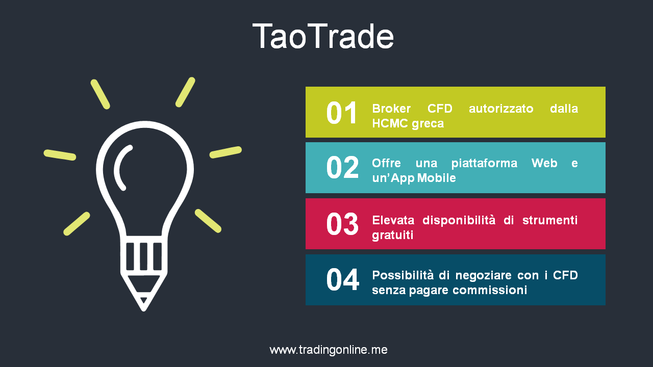tao trading online