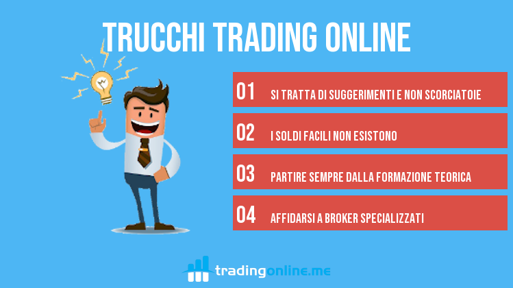 trucchi trading online