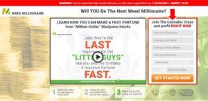 Weed Millionaire Permette Davvero di Guadagnare con le Azioni della Cannabis?